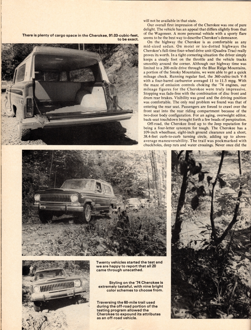 The Unofficial First-Year (1974) Cherokee Registry [Archive